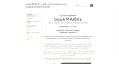 Preview of photobookmarks.net