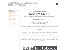 Tablet Preview of photobookmarks.net
